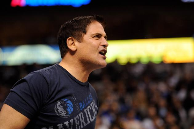 Is Mark Cuban the NBA's Best Owner, or Just an Overgrown Kid?