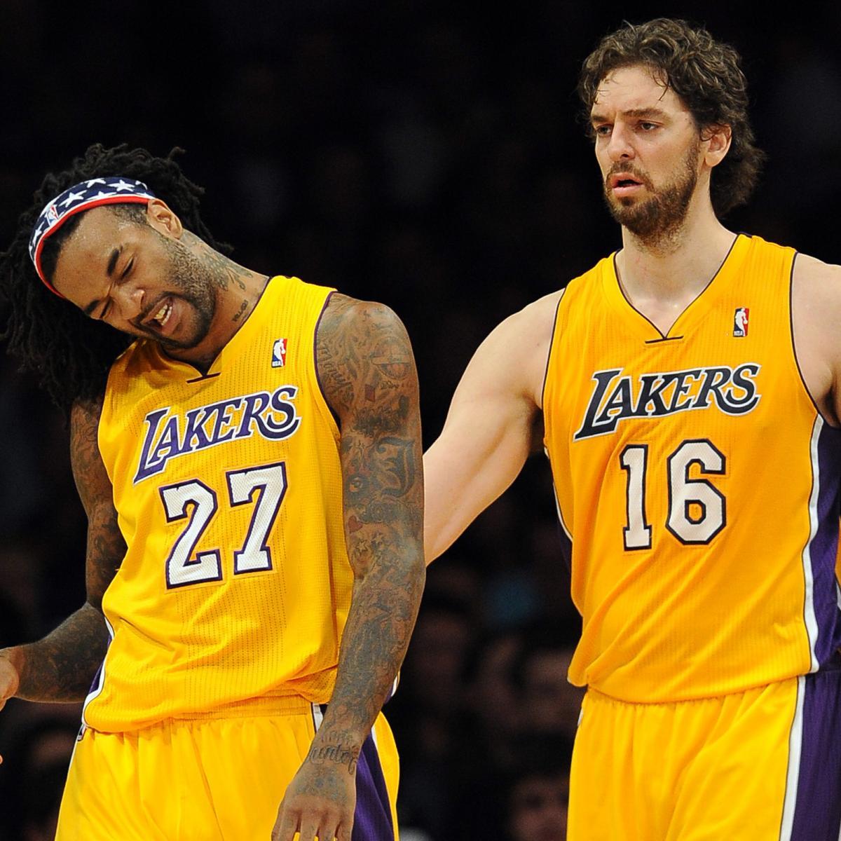 Lakers World16: LA Lakers Cruise Past Warriors In Post-Mike Brown Era