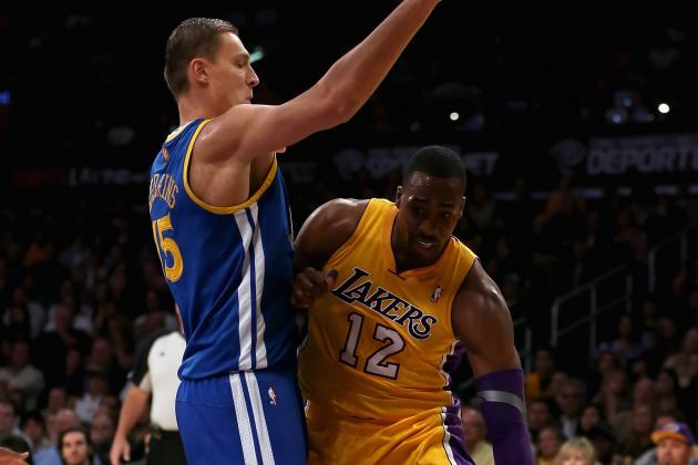 NBA Gamecast: Golden State vs. Los Angeles