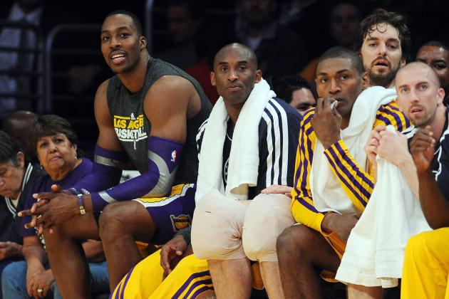 Los Angeles Lakers Need Steve Nash's Good Vibes to Fix Kobe's Death Stare