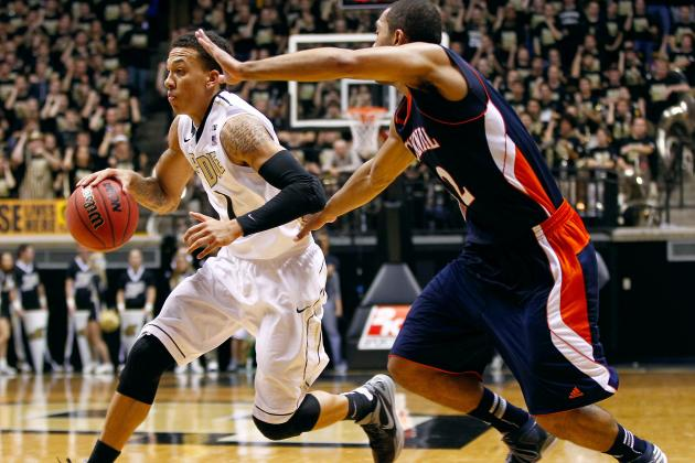 Purdue Basketball: Loss to Bucknell Only Minor Surprise
