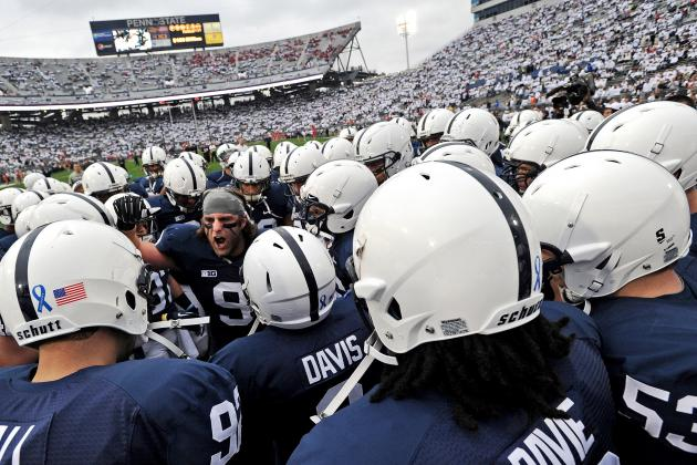 Penn State Football: Nittany Lions Can Still Play Spoiler in Rose Bowl