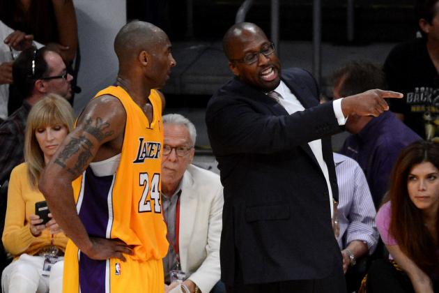 Did Kobe Bryant Defend Mike Brown or Speed the Firing Process?