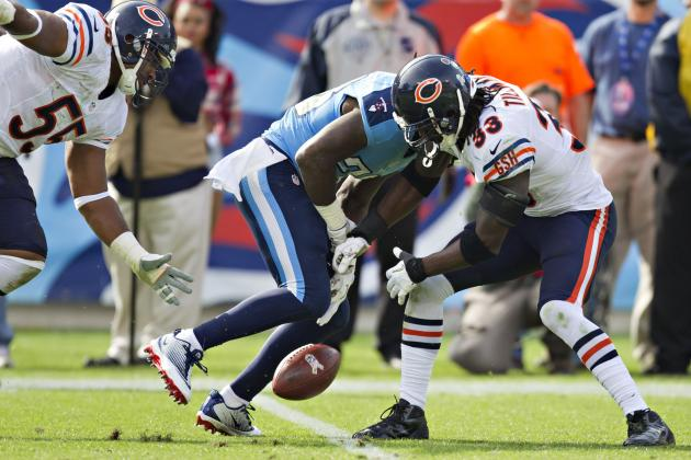 Chicago Bears Defense Will Be Tested Against Strong Houston Texans Run Game