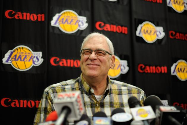 Phil Jackson Possibly Intrigued by Dwight Howard and Steve Nash