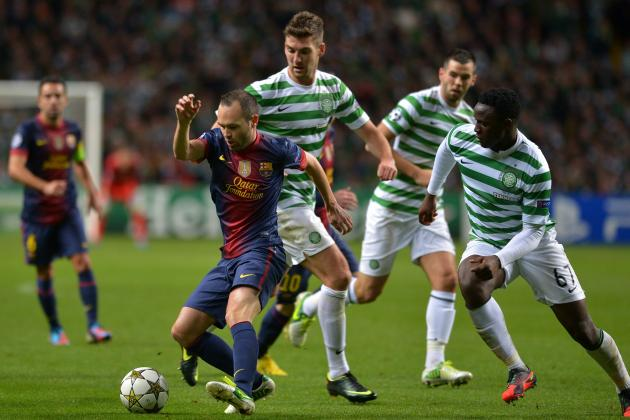 Lionel Messi Is Wrong: Celtic Were Not Lucky Against Barcelona