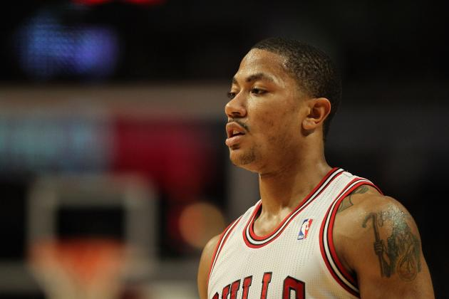 Derrick Rose: Chicago Bulls Star Must Take Adrian Peterson's Advice to Heart