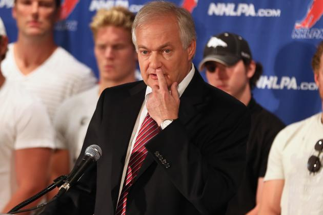 NHL Lockout 2012: Donald Fehr's Comments Shed Grim Light on Possible Resolution