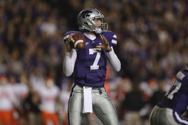 Heisman Watch 2012: How Does Collin Klein Compare to RGIII and Cam Newton?