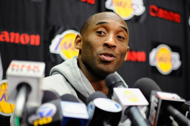 Kobe Endorses Phil Jackson Return