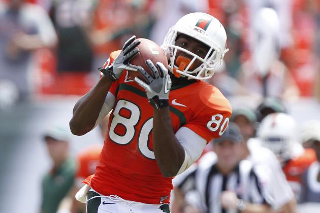 BREAKING: Miami Receiver Also Suspended 'indefinitely'