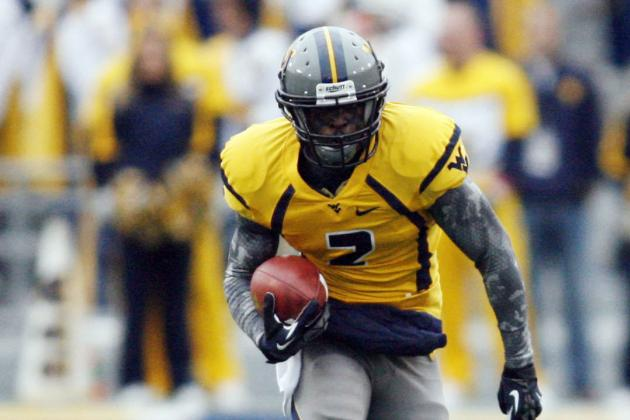 Freshman receiver leaves WVU football team