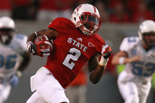 N.C. State Football: Smith Making Plays on Offense, Too