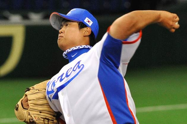 Dodgers Win Bidding for Korean Star LHP