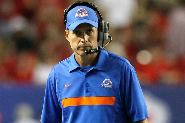 Boise State Football: Breaking Down Broncos' Prime-Time Matchup with Hawaii