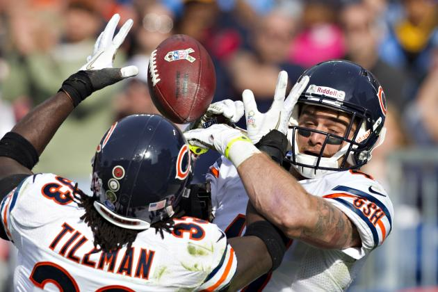 Bears-Texans Game Features Top 2 Defenses in NFL STOP Factor Rankings