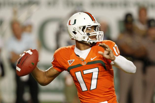 ESPN Gamecast: Miami (FL) vs Virginia