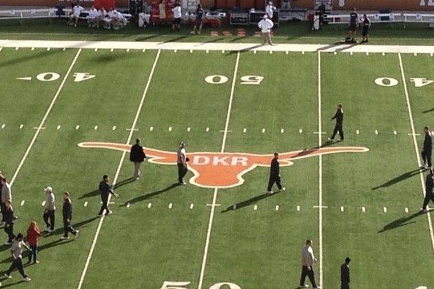 Texas Adds a Tribute to Former Coach Darrell K. Royal to Its Field
