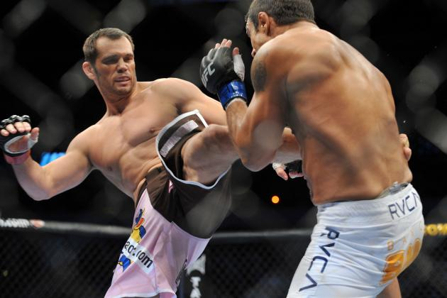 UFC on Fuel 6 Results: What's Next for Rich Franklin