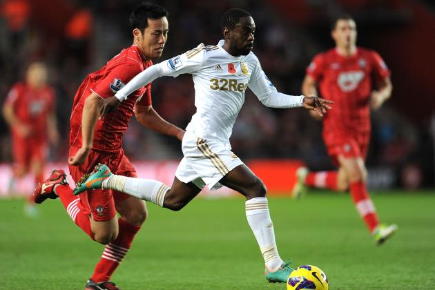 Match Report: Southampton 1-1 Swansea