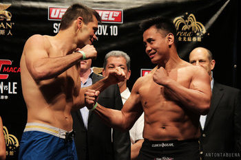 UFC on Fuel 6 Results: What We Learned from Rich Franklin vs. Cung Le