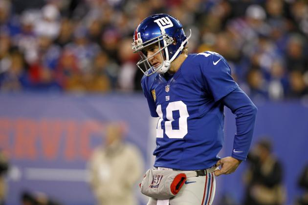 Giants vs Bengals: Matchup with Bengals Will Get Eli Manning Back on Track