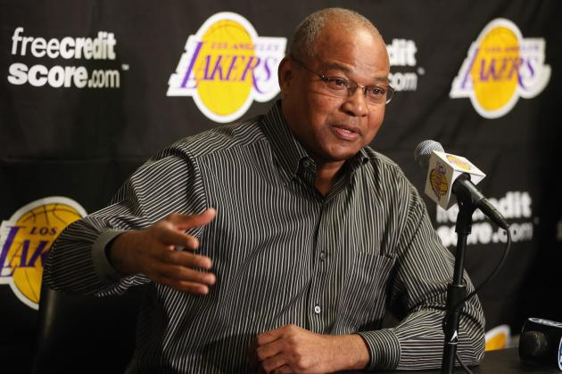 Bernie Bickerstaff: Lakers Interim Coach Is Stopgap for Big-Name Signing