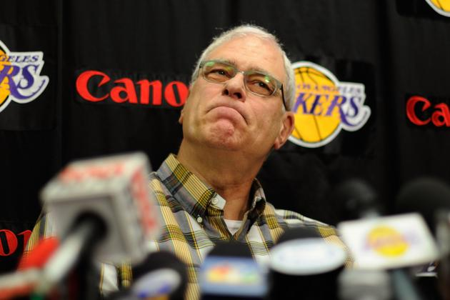 Lakers Rumors: Phil Jackson's Willingness to Return Is Great Sign for LA