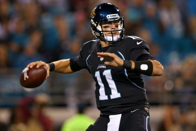 Blaine Gabbert Still Jacksonville Jaguars' Starting QB