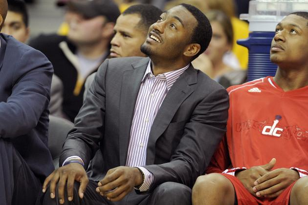 Washington Wizards Can't Survive Without John Wall