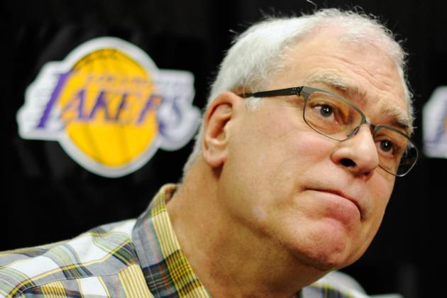 Lakers Rumors: Phil Jackson Reportedly Extremely Likely to Return to Team