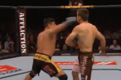 Cung Le Brutally Knocked out Rich Franklin with One Punch at UFC