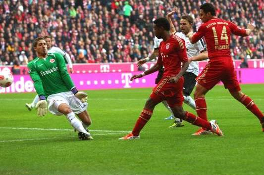 FC Bayern Munich: Die Adler's Wings Clipped on Match Day 11