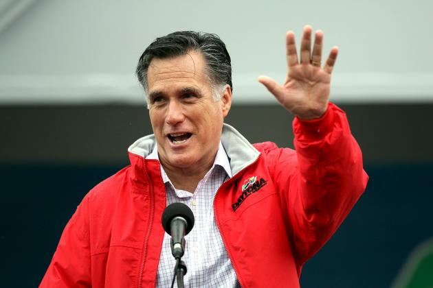 Reggie Jackson: Romney for VP
