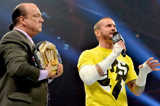Paul Heyman Is Ryback's Only Ticket to Long-Term Success in the WWE
