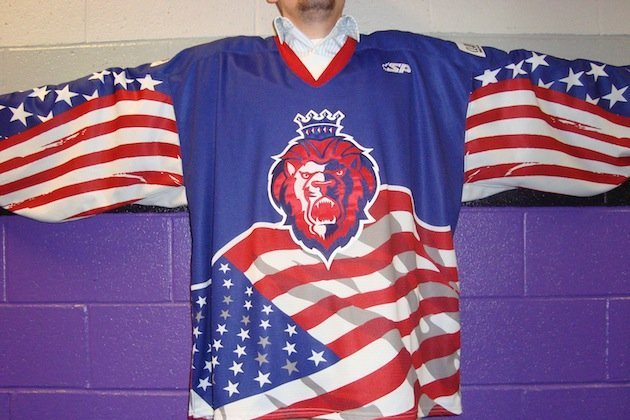 Reading Royals Go Super Patriotic, Toledo Walleye Honor Captain America