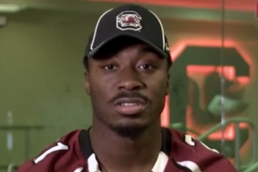 Marcus Lattimore Leaves a Video Message for Teammates and Fans