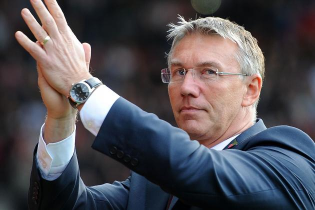 Southampton Boss Nigel Adkins Positive Despite Being Pegged Back by Swansea
