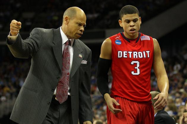 Detroit Titans 1-0 with 88-53 Win over Northern Michigan