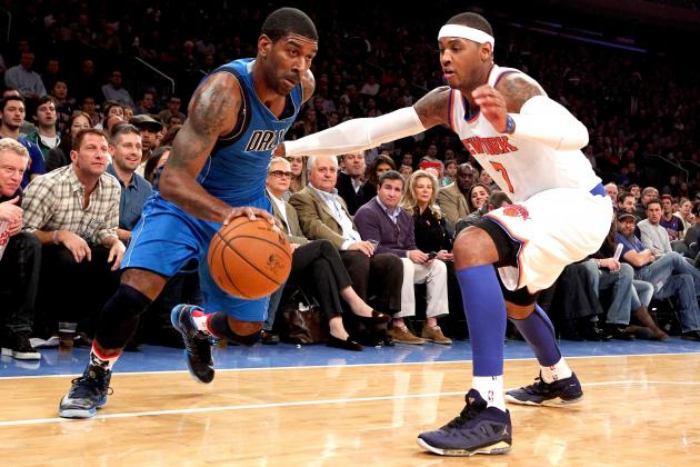 Carmelo Anthony's Defensive Conversion Is Too Good to Be True