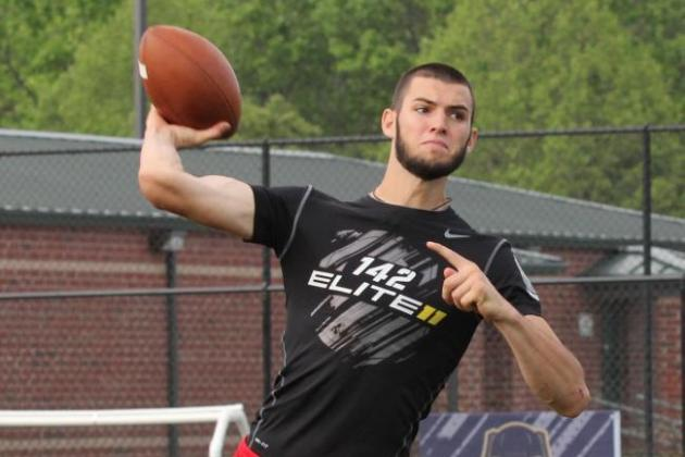 Will Grier Throws for National-Record 774 Yards in 104-80 Win