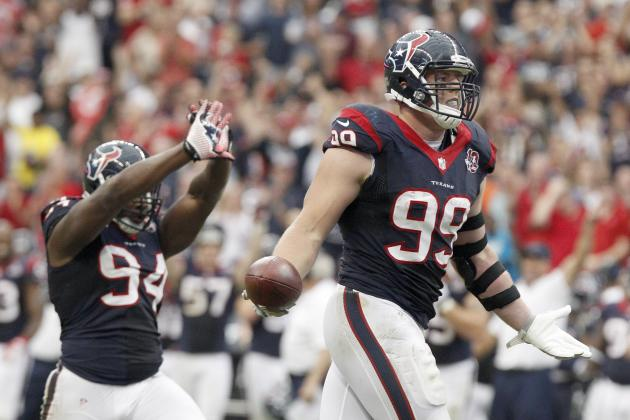 NFL Picks for Week 10: Texans Will Beat the Bears in Chicago