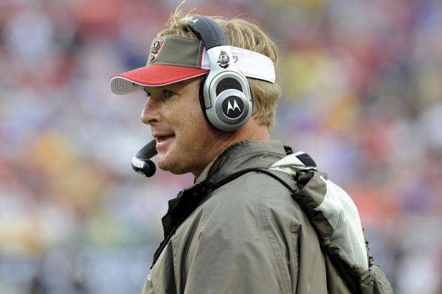 Better Landing Spot for Jon Gruden: Tennessee Vols or Philadelphia Eagles?