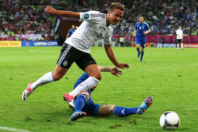 Netherlands vs Germany: Why Mario Goetze Has a Point to Prove