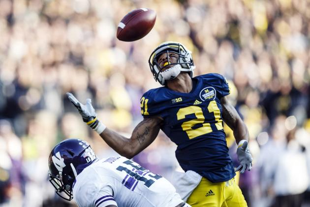 Late Comeback Lifts the Michigan Wolverines over No. 24 Northwestern 38-31 in OT