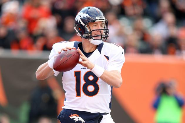 Peyton Manning: Spectacular Season Doesn't Make Him NFL MVP