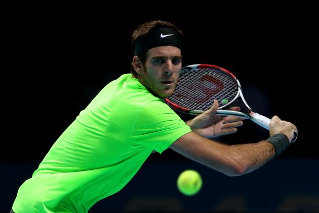ATP World Tour Finals 2012: Day 6 Scores, Results and Recap