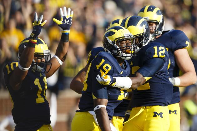 Michigan Outlasts N'western for Wild OT Victory