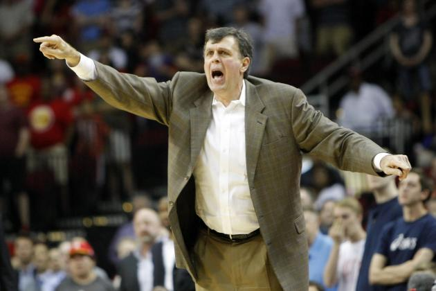 Houston Rockets Head Coach Kevin McHale Takes Leave of Absence