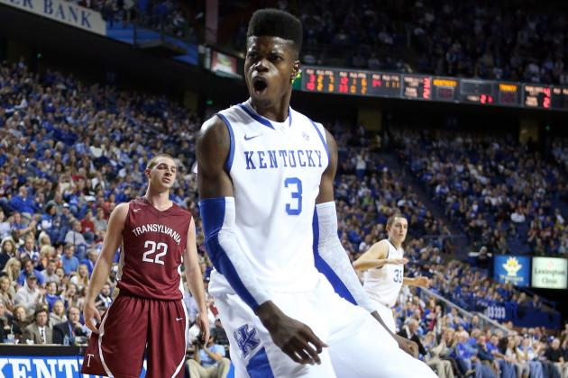 Grading the Season Debut of Nerlens Noel Against Maryland